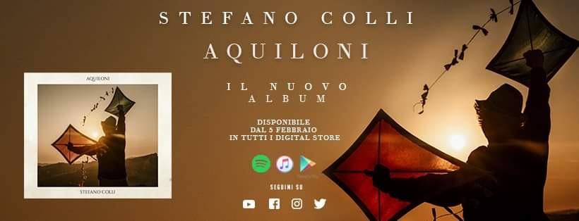 Anteprima Cd Stefano Colli